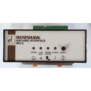 MI12 Renishaw Interface
