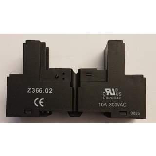 Z366.02  Relaissockel