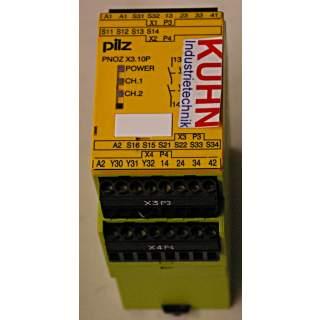 PNOZ X3.10P   Sicherheitsschaltgerät