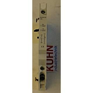 5SX9100  Hilfsstromschalter 1S+1Ö