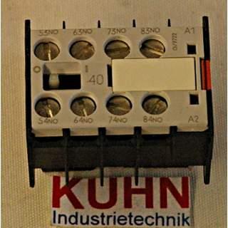 3TX4440-2A      Hilfsschalter 4 Schließer