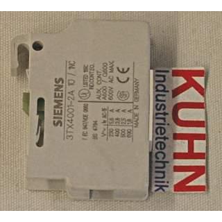 3TX4001-2A      Hilfsschalter 1Öffner