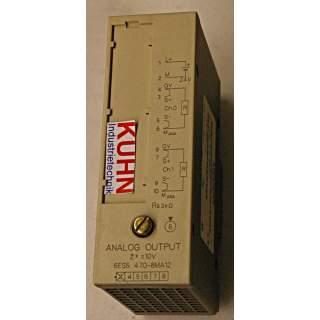 6ES5470-8MA12   Analog-Output
