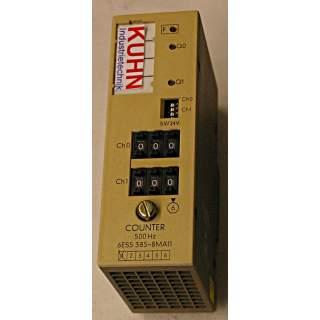 6ES5385-8MA11 Counter 500 HZ