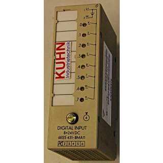 6ES5431-8MA11    Digital Input