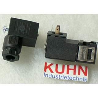 81519  Ventil elektrisch 24VDC