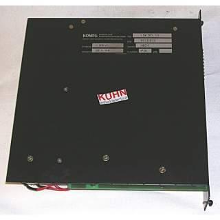 1QK200/6A  Servoverstärker