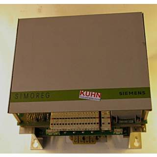 6RA2116-6DD20-0  Simoreg