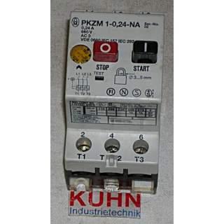 PKZM  1-0.24  Motorschutz