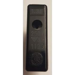 Sicherung 1,3A 250V  Typ P