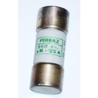 Sicherung 25A 660V aM