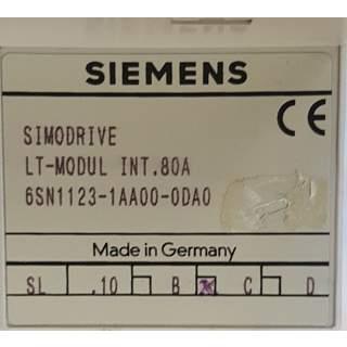 6SN1123-1AA00-0DA0  LT-Modul  80A