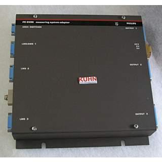 PE2586/30  Meßsystemadapter