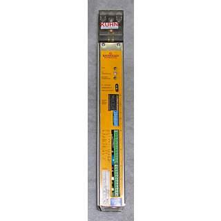 BUS 21-22/45-30-001  AC-Servoregler
