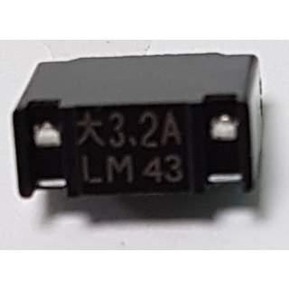 Sicherung 3,2A 48V  LM32