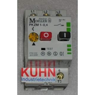 PKZM-1-0,4    Motorschutzschalter