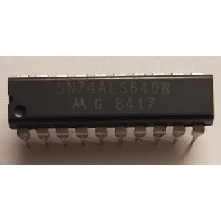 SN74ALS640N