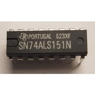 SN74ALS151N