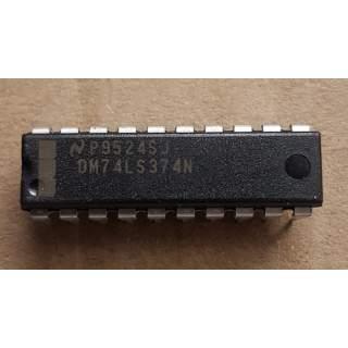 DM74LS374N