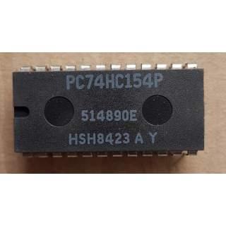 PC74HC154P