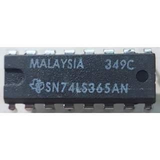 SN74LS365AN