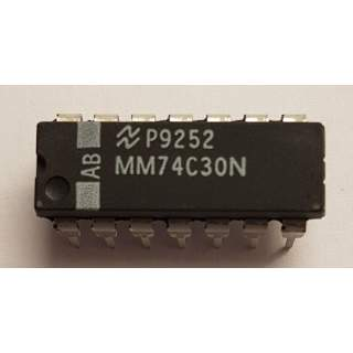 MM74C30N