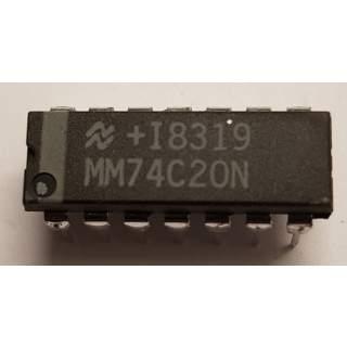 MM74C20N