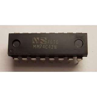 MM74C42N