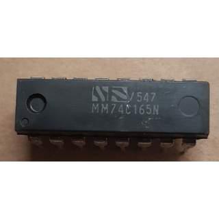 MM74C165N