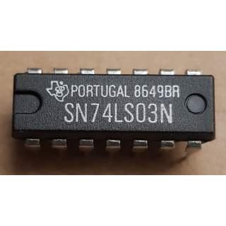 SN74LS03N