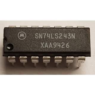SN74LS243N