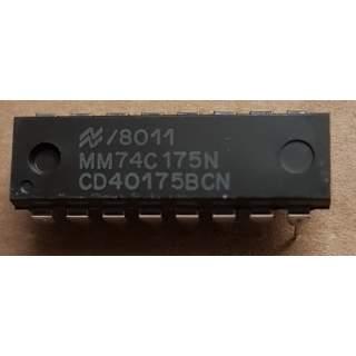 MM74C175N