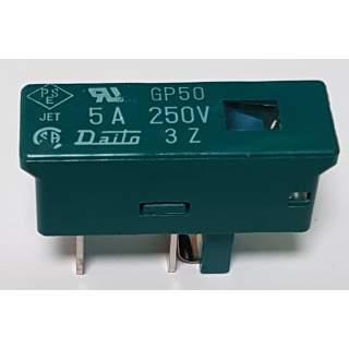 Sicherung 5A  250V GP50