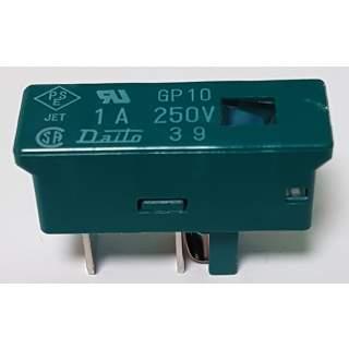 Sicherung  1A 250V GP10