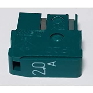 Sicherung 2A  250V  MP20