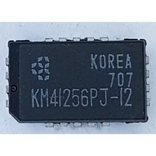 KM41256PJ-12