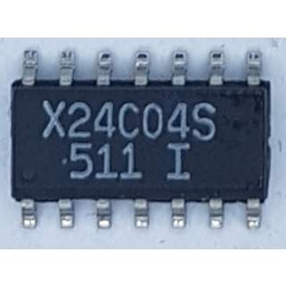 X24C04S