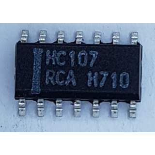 74HC107D