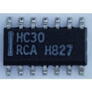 74HC30D