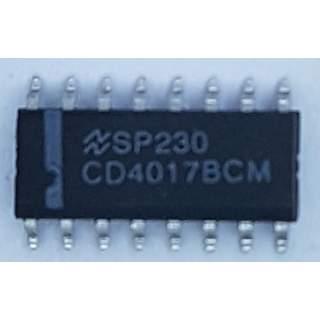 CD4017BCM