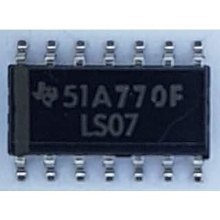 SN74LS07NS