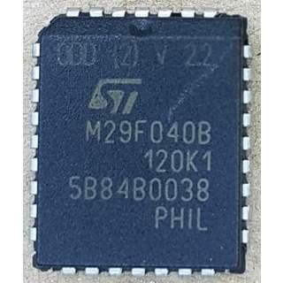 M29F040B