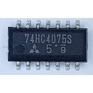 74HC4075S