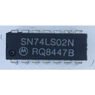 SN74LS02N