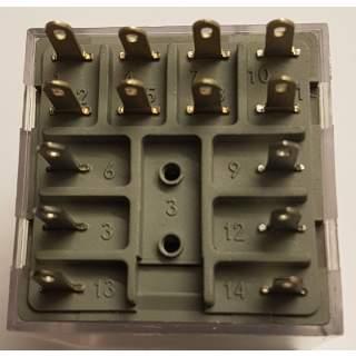 C4-A40 Monostabiles Steckrelais