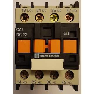 CADC22BD Hilfsschütz 24VDC