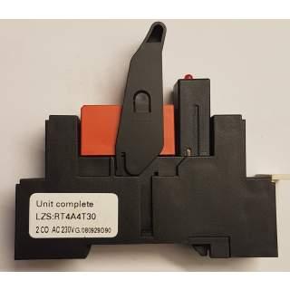 LZS:RT4A4T30  Steckrelais Komplettgerät