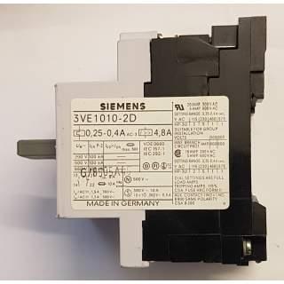 3VE1020-2D    Motorschutzschalter
