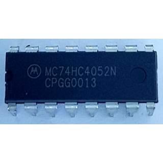 MC74HC4052N