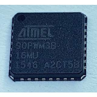 AT90PWM3B  8-bit  Microcontroller
